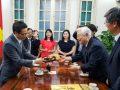 [ベトナム]IYF設立者朴玉洙顧問と副首相との出会い
